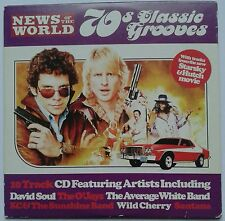 Starsky & Hutch 70's Classic Grooves Music Compilation CD feat. The O'Jays