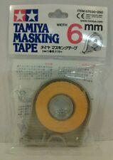 Tamiya masking tape.6mm with dispenser.