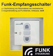 Schellenberg Funk Zeitschaltuhr Aufputz Rollladenschalter Rohrmotor 20030 NEU
