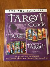 Tarot Cards DVD & Book Gift Set - New - Pagan / Wicca (NO CARDS)
