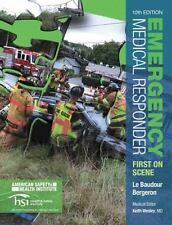 Emergency Medical Responder : First on Scene by Chris Le Baudour (2015,...
