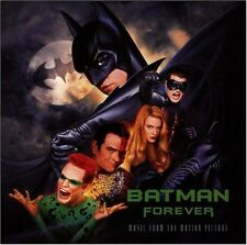 Soundtrack - Batman Forever (1995, CD NEUF)
