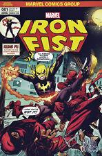 Marvel - Iron Fist #1 (2017) Ryan Stegman Exclusive Variant Netflix   Cvr A