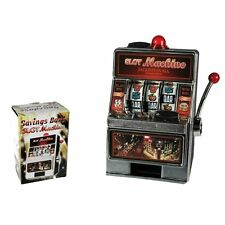 Casino Slot Machine Money Box Saver, stocking filler Christmas gift toy 69/1228
