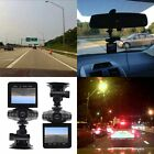 "Hot Black 2.5"" Full HD 1080P Car DVR Vehicle Camera Video Recorder Dash Cam IB"