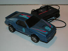 TRANSFORMERS KO REMOTE 'AUTO-CHANGE' ROBOT RALLY CAR 1980s