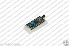 IIC/I2C/TWI/SPI Serial Interface Board Module Port For Arduino 1602 LCD Display