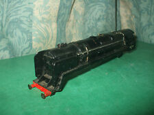 HORNBY BR STANDARD 9F BLACK LOCO BODY ONLY - No.1