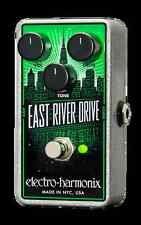 EHX electro harmonix East River Drive overdrive pédale-classic overdrive ton