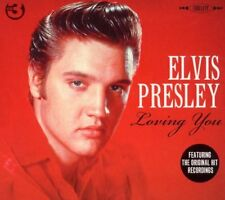CD NEUF scellé- ELVIS PRESLEY - LOVING YOU / Edition Digipack 3 CD - CD 145