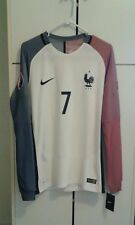 Nike France Away Match Issue Long Sleeve Euro 2016 Vapor Match Griezmann 7