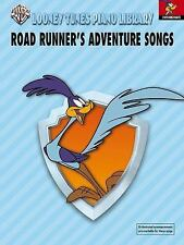 Looney Tunes Piano Library: Level 4 -- Road Runner's Adventure Songs
