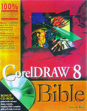 CorelDRAW 8 Bible by Deborah Miller