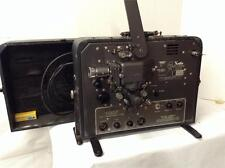 Natco 16mm Sound Motion Picture Projector & Speaker. Model 3025.