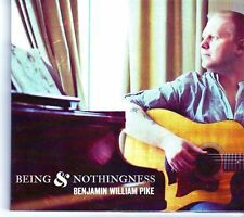 (EK65) Benjamin William Pike, Being And Nothingness - 2013 CD