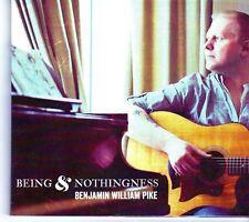 (EK65) Benjamin William Pike, Being And Nothingness - 2013 CD