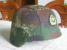 07's series China PLA Second Artillery Digital Camouflage Helmet Cover