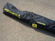 FISCHER SKISACK SKIBAG black/yellow  190 cm