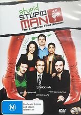 Stupid Man Complete Season 1 2-Disc Set in Very Good Contition Region 4  DVD