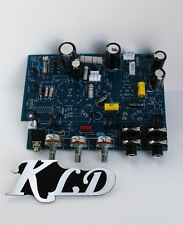 KLD  PCB with components of 5w  6l6 Class A SE tube guitar amp  for DIY