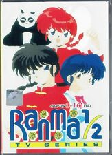 RANMA 1/2 - ANIME TV SERIES DVD BOX SET (TV 1-161 EPS)