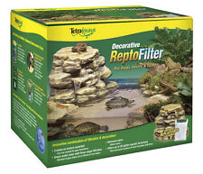 Tetra ReptoFilter Decorative Reptile Waterfall. #25905 for Newst, Frogs & Turtle