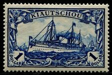 251/KIAUTSCHOU CHINA 1905 Kaiseryacht 25 A I Retusche * Foto-Attest BPP RAR