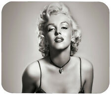 MARILYN MONROE MOUSE PAD 1/4 IN. RETRO CELEBRITY MOUSEPAD