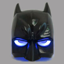 Batman LED Mask Adult Batman v Superman Costume Halloween Party Dress Costume