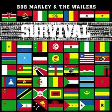 "Bob Marley ""survival"" CD ARTICLE NEUF!!!"