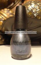 SINFULLY MAGNETIC Nail Polish #1157 CHARGE IT UP No Magnet SINFUL COLORS Enamel