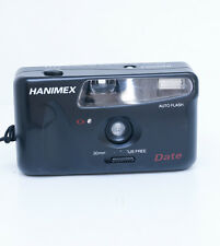 Hanimex Date, 35m Compact Camera, 30mm Lens, Good Condition, Works Perfect, 2147