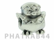 Authentic Retired Pandora Sterling Silver Easter Chicken Bead 790528