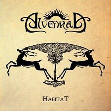 Alvenrad - Habitat CD 2014 digi folk metal Trollmusic