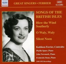 Songs Of The British Isles - Kathleen Ferrier (2007, CD NEUF)