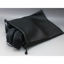 PU Leather On-ear Headphone Bag For Sennheiser ATH Beats Bose JVC AKG Sony B&W