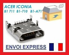 CONECTOR USB / CARGA / DATOS TABLET ACER ICONIA B1-711