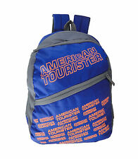 American Tourister Laptop Backpack- NavyBlue