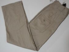 Guide Gear Men's Khaki Low Pocket Pants Size L-32 W-32