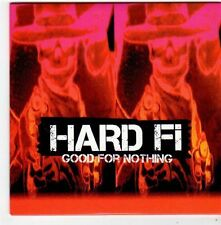 (FG197) Hard-Fi, Good For Nothing - 2011 DJ CD
