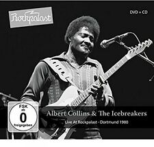 Live At Rockpalast - 3 DISC SET - Albert & Icebreakers Collins (2016, CD New)