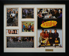 Seinfeld Limited Edition Signature Framed Memorabilia New (w)