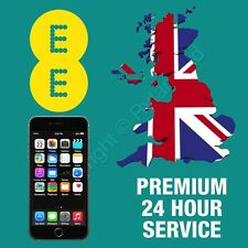 PREMIUM SERVICE Apple iPhone 3G 3GS 4 4G 4S Factory Unlocking Service EE UK