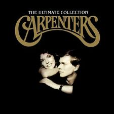 THE CARPENTERS THE ULTIMATE COLLECTION: 2CD SET (2006)