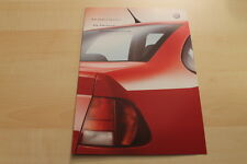 82613) VW Polo Classic - Preise & Extras - Prospekt 06/2001