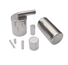 10X Strong Neodymium Cylinder Magnets 5mm X 20mm N45 Rod Rare Earth