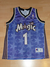 Orlando Magic Tracy McGrady #1 NBA Trikot Basketball S Champion Jersey T-Mac