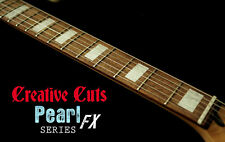 Blocks MOP Fret Marker Vinyl Inlay Block Decal Stickers for Jaguar or ANY GUITAR