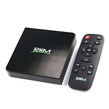 Rikomagic MK06 Ultra HD 4K Mini PC Android 5.1, Quad Core Amlogic S905, Mali 450