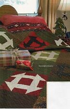 Country Inn Quilt Pattern Pieced SM